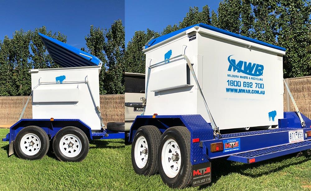 Mobile-Trailer-Mounted-Skip-Bin-Hire-in-Mildura